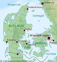 NEDERLANDSTALIGE  VAKANTIE - ACCOMMODATIES  IN  DENEMARKEN                               Camping - Appartement - Hut - Vakantiehuis -