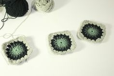 Pretty Granny Square - sunburst flower. Detaillierte Haekelanleitung mit step-by-step Fotos.
