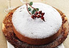 Vasilopita the Greek New Year's cake - Honest Cooking Greek Sweets, Greek Desserts, Greek Recipes, Winter Desserts, Xmas Food, Christmas Sweets, Yummy Treats, Sweet Treats, Enjoy Your Meal