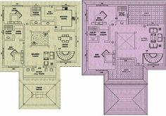 Nalukettu house plan