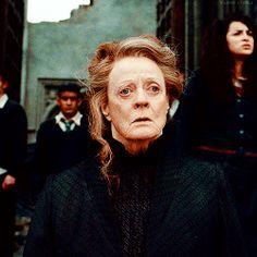 Professor Minerva McGonagall Fighting | ... notes 15712 posted 2 years ago tags mcgonabamf minerva mcgonagall