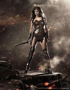 Wonder Woman Dawn Of Justice Gallery Print