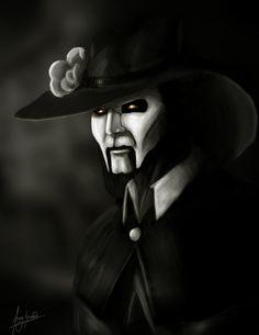 Erik, The Phantom by 0487.deviantart.com