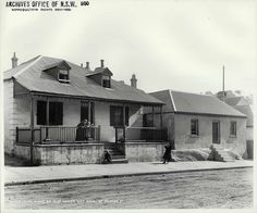 67 Princes St. Rocks Resumption photographic survey.  State Records NSW - Photo Investigator