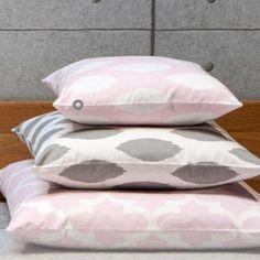 Kissen - Kissenhüllen | SCHÖNE KISSEN-1 Kissenhülle CHIPPER rosa…