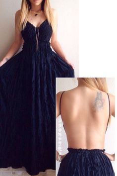 Candied Petals Maxi Dress - Black – Colors of Aurora