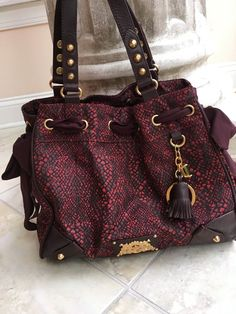 juicy couture purse NEW! #JuicyCouture #Satchel