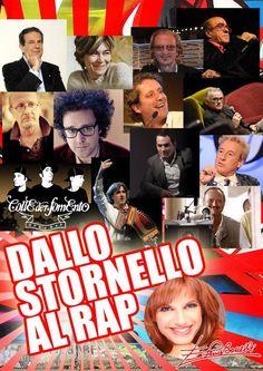 DALLO STORNELLO AL RAP - Concorso per giovani cantautori e videomakers che parlino di Roma. #Dallostornelloalrap