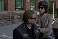 Jax & Tara sons of anarchy