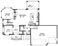 Craftsman Detailing with Alternate Versions - 73286HS | Craftsman, Northwest, Traditional, Photo Gallery, 2nd Floor Master Suite, Butler Walk-in Pantry, CAD Available, Den-Office-Library-Study, PDF, Sloping Lot | Architectural Designs