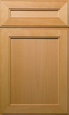 Brentwood 5-piece maple cabinet door in ginger with onyx glaze ...