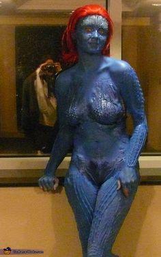 61 Best Mystique Costume Images Mystique Costume