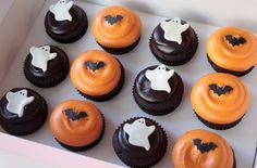 Halloween Cupcakes from Georgetown Cupcake