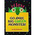 LVE et TICE : Go away big Green Monster
