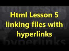 We use an hypertext markup language file to link to another file of the same type. Our lesson touches on savings - with the extensions png and htm. Markup Language, Primary School, Exploring, Anchor, Extensions, Connection, Coding, Tutorials, Teaching
