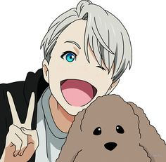 Viktor // Yuri on ice
