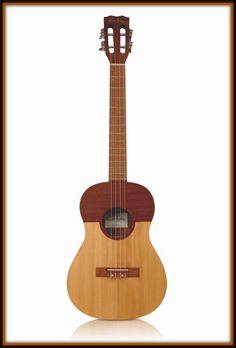Cuatro criollo de Venezuela.  Pertenece a la familia de las antiguas guitarras y guitarrillas españolas.