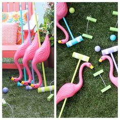 Alice In Wonderland Flamingo Croquet Mallet - Google Search
