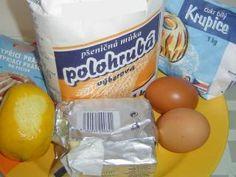 Jak upéct švestkový koláč s drobenkou | recept | jaktak.cz Food And Drink