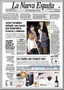 kiosko warez - La Nueva España - 10 Noviembre 2013 - PDF - IPAD - ESPAÑOL - HQ
