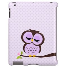 Shop Cute Pink Owl created by heartlocked. Cute Ipad Cases, Ipad Mini Cases, Cool Cases, Tablet Cases, Ipad 2 Case, Purple Owl, Buy Iphone, Apple Products, Cute Pink