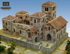 MHW Italian Medieval Churches – Out of stock – Fantasy City, Fantasy Castle, Fantasy House, Medieval Houses, Medieval Castle, Minecraft Blueprints, Minecraft Houses, Minecraft Architecture, Gothic Architecture