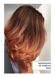 Copper Hair Color Ideas 2020 25 Copper Ombre Fall Hair Color Ideas Of 96 Best Copper Hair Color Ideas 2020 Magenta Hair Colors, Hair Color Auburn, Fall Hair Colors, Auburn Hair, Ombre Hair Color, Hair Color Balayage, Hair Colour, Ombre Rose Gold, Pastel Ombre