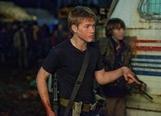 Ben and Jimmy - Falling Skies