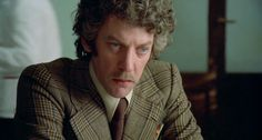 Donald Sutherland in Don't Look Now