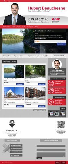 Hubert Beauchesne - courtier immobilier #REMAX #Aliquando #immobilier #vendre #acheter #maison #habitation http://hubertmaison.ca/