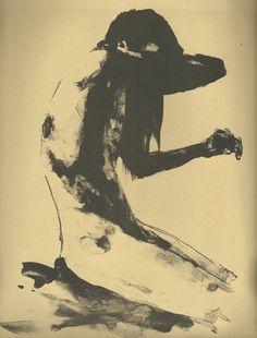 "Tyler D Graffam; Printmaking, ""Lost Boy"""
