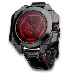Draag Darth Vader elke dag met je mee dankzij dit stoere horloge! Deze Star Wars Collectors Watch Darth Vader is ideaal voor elke Star Wars fan! MegaGadgets.nl