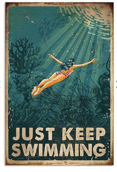 Illustrations, Illustration Art, Swimming Posters, Bathroom Art, Cool Posters, Beauty Art, Princesas Disney, Cute Art, Vintage Posters