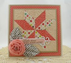 simply handmade by heather: Flourishes Timeless Tuesday
