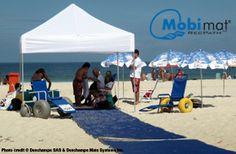 Mobi-Mat® RECPATH™ ADA Beach Access Mat