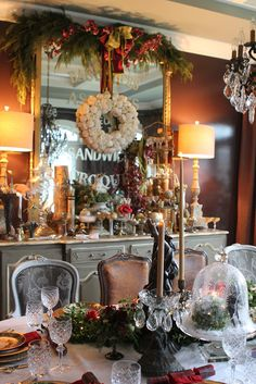 Romancing the Home: December 2012