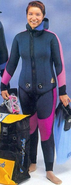 Cressi sub wetsuit