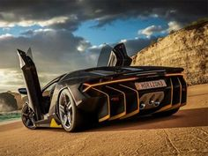 """Our honor roll consists of: 2016 Ariel Nomad 2014 the BAC Mono, the 2015 Dodge Charger SRT Hellcat 2016 Ferrari FXX K, 2014 Ford FPV Limited Edition Pursuit Ute, 2015 Koenigsegg One: 1, the 2015 Mercedes-Benz GT S, 2015 Polaris RZR XP 1000 EPS, 2014 Rolls-Royce Wraith, and in 2016 Koenigsegg Regera (VIP cars). """"Forza Horizon 3 will combine road cars, off road cars and racing vehicles to give each type of enthusiasts something to love. We can't wait to hear what else will be in this game…"""
