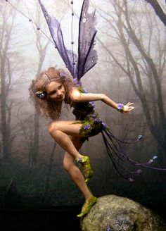 OOAK Dolls. Fairy.