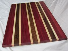 Our beautiful cutting boards are individually hand crafted using the finest Maple, Walnut and Wood Chopping Board, Wood Cutting Boards, Diy Home Crafts, Wood Crafts, Wood Projects, Woodworking Projects, Kitchen Board, Raw Wood, Maple Walnut