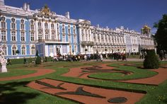 World's Most-Visited Castles: No. 18 Catherine Palace, Tsarskoye Selo, Russia