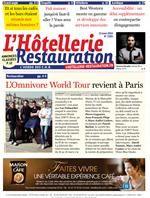 Hôtellerie Restauration Journal : L'Hebdo des CHR - n°3385 13 mars 2014
