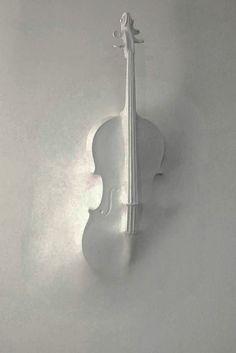 Musical instruments as an idea for a wall mural / Музыкальные инструменты как идея для росписи стен. Confira aqui http://mundodemusicas.com/lojas-instrumentos/ as melhores lojas online de Instrumentos Musicais.