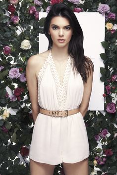 """Kendall + Kylie """"Paradise Lost"""" Collection at... Kendall Nicole Jenner Fashion Style"""