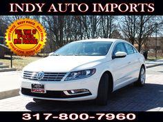 #SpecialOffer #FreeGas | $16,500 | 2013 #VolkswagenCC #Sport Plus - for Sale in Carmel IN 46032 #IndyAutoImports