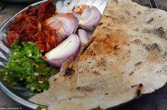 Traditional Marathi food ..konachya todala pani sutnar nahi?  Sorru  no recipe.