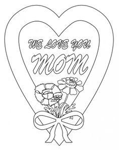 I love you Nana Coloring Page Cursive Twisty Noodle