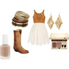 Endless amounts of country girl outfits :)