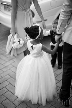MARGEAUX AND BRUNO  Photo By Tyme Photography Girls Dresses, Flower Girl Dresses, One Shoulder Wedding Dress, Wedding Day, Dreams, Wedding Dresses, Photography, Fashion, Saints