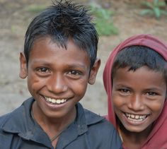Little boys in South Asia!